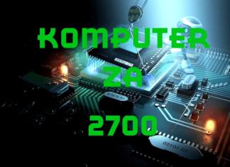 Komputer za 2700 zł