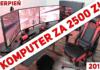 Komputer za2500 zł