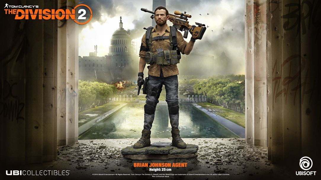 The Division 2 Brian Johnson