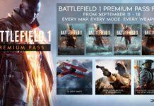 Battlefield 1 Premium za darmo