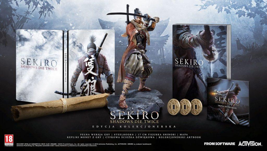 Sekiro: Shadows Die Twice Edycja Kolekcjonerska