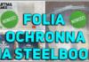 Folia ochronna na Steelbook