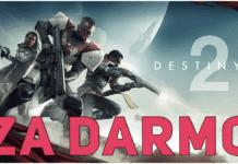 Destiny 2 za darmo