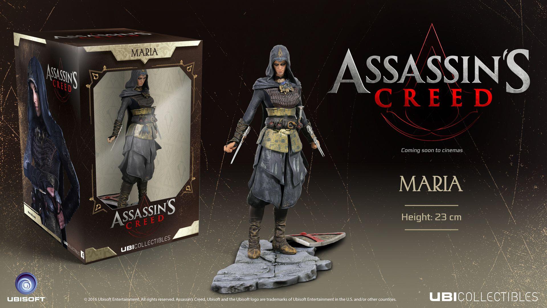 Assassin's Creed Maria