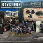 Days Gone Edycja Kolekcjonerska