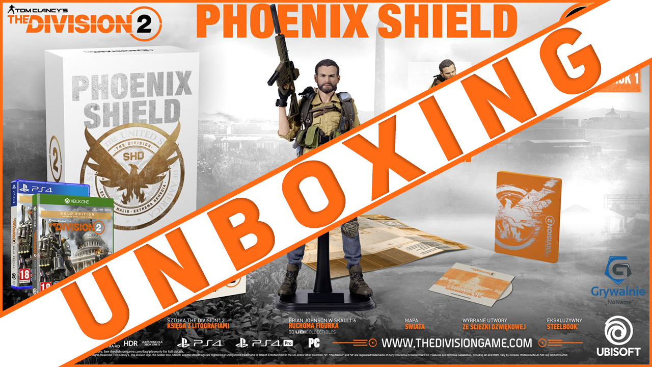 The Division 2 Phoenix Shield