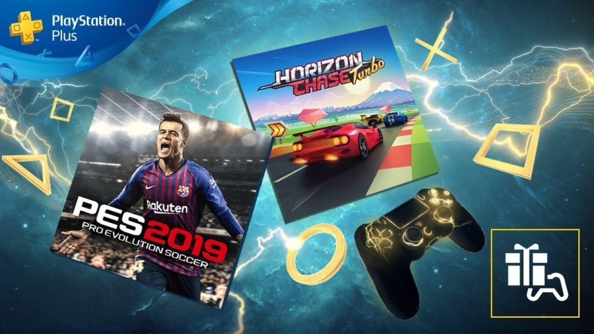 PlayStation Plus lipiec 2019 r.