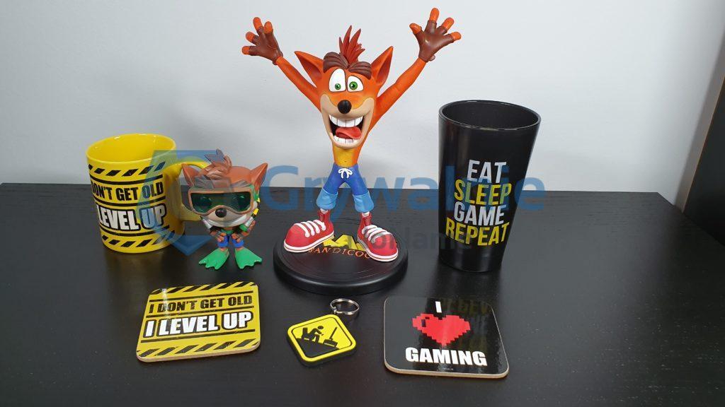 Moje zakupy w sklepie GameStop