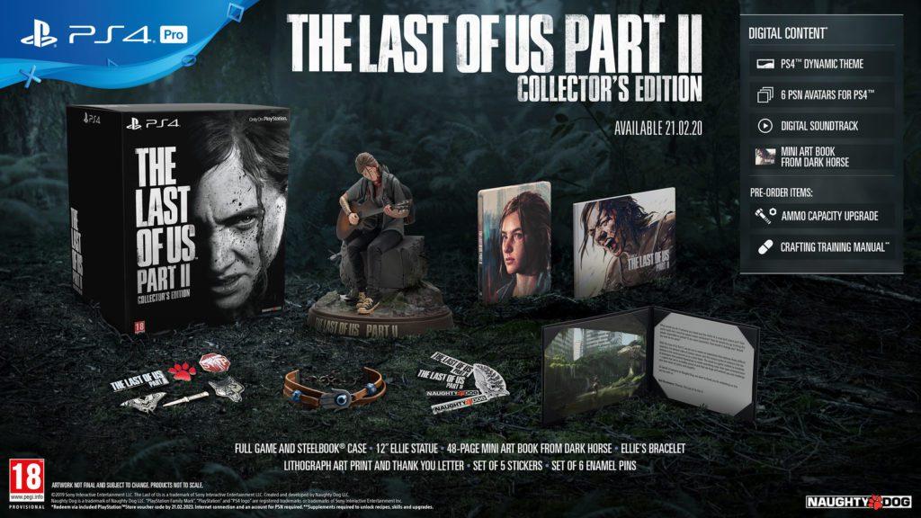 The Last Of Us Part II Edycja Kolekcjonerska