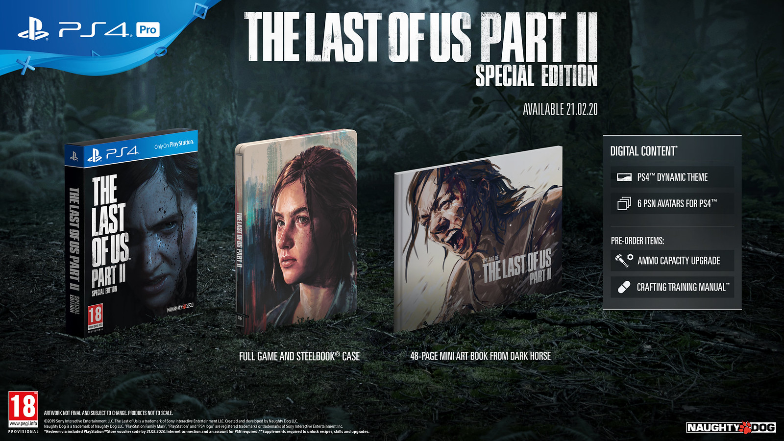 The Last Of Us Part II Edycja Specjalna