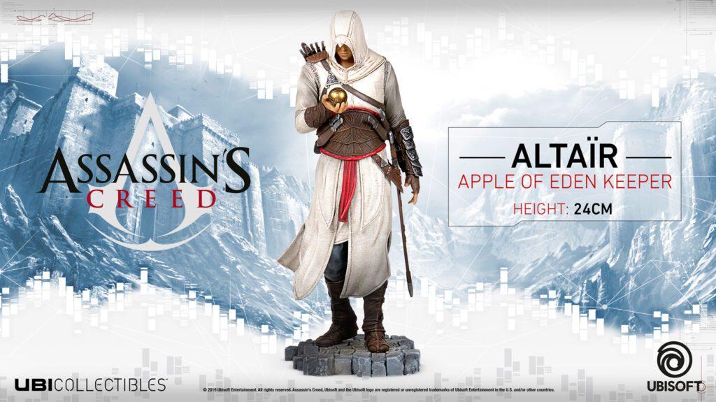 Assassin's Creed Altaïr Apple of Eden Keeper