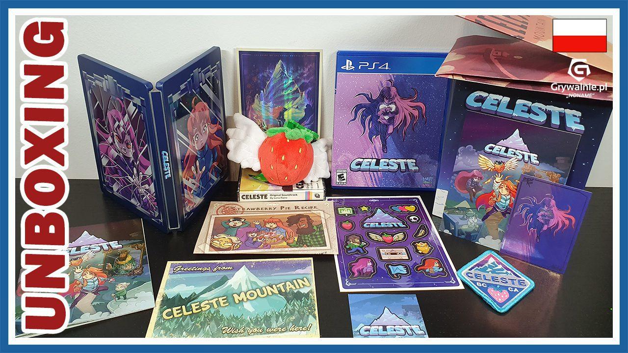 Celeste Collector's Edition (Edycja Kolekcjonerska)