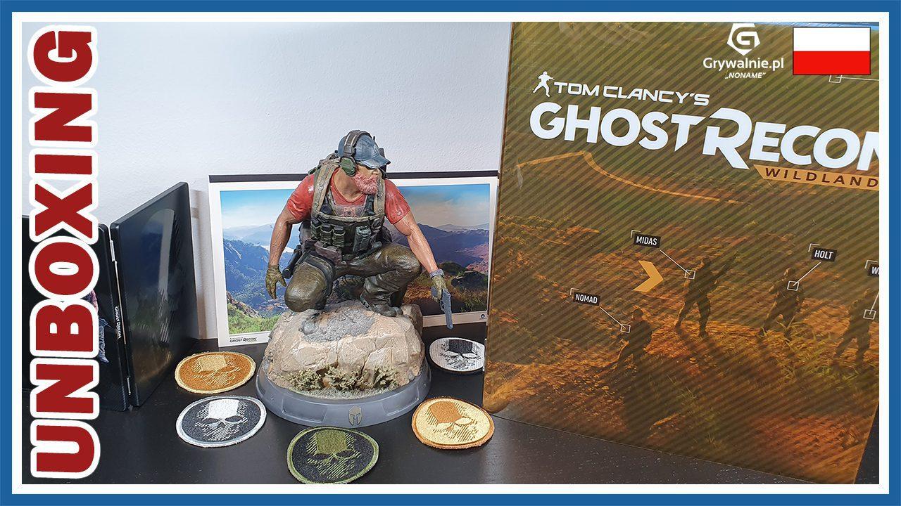 Ghost Recon Wildlands Edycja Kolekcjonerska