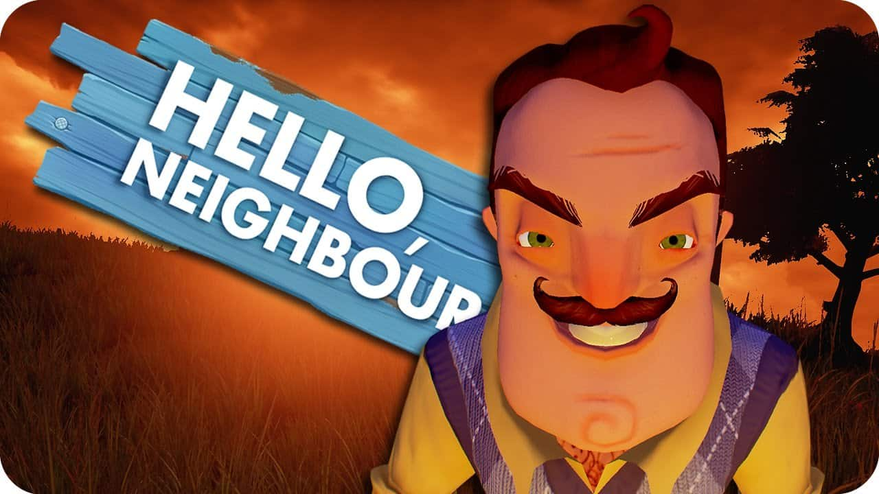 Hello Neighbour za darmo w Epic Games Store