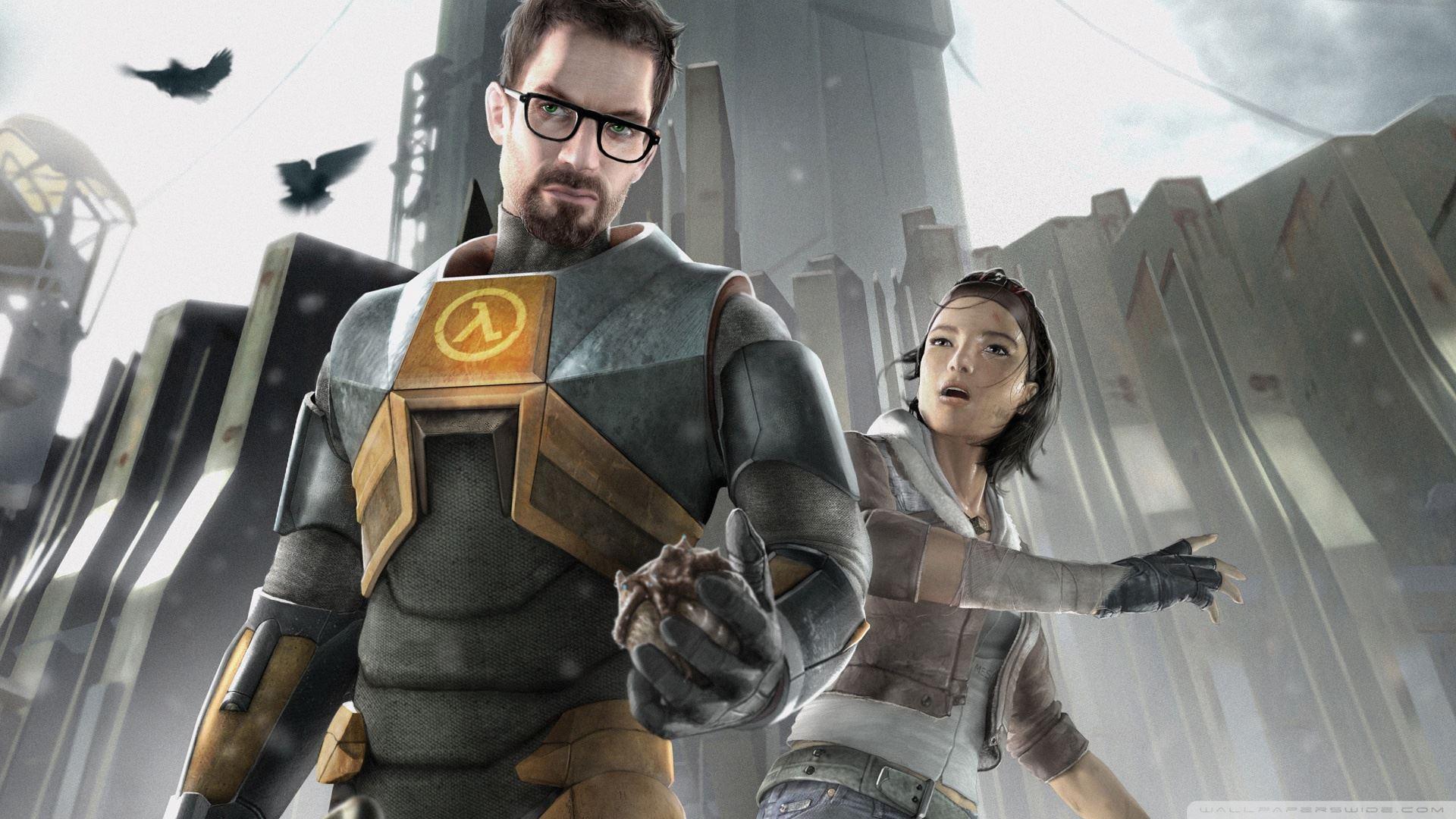 Half-Life i Half-Life 2 za darmo