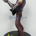 Figurka Cyberpunk 2077 Johnny Silverhand. Unboxing